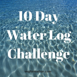 10 Day Water Log Challenge